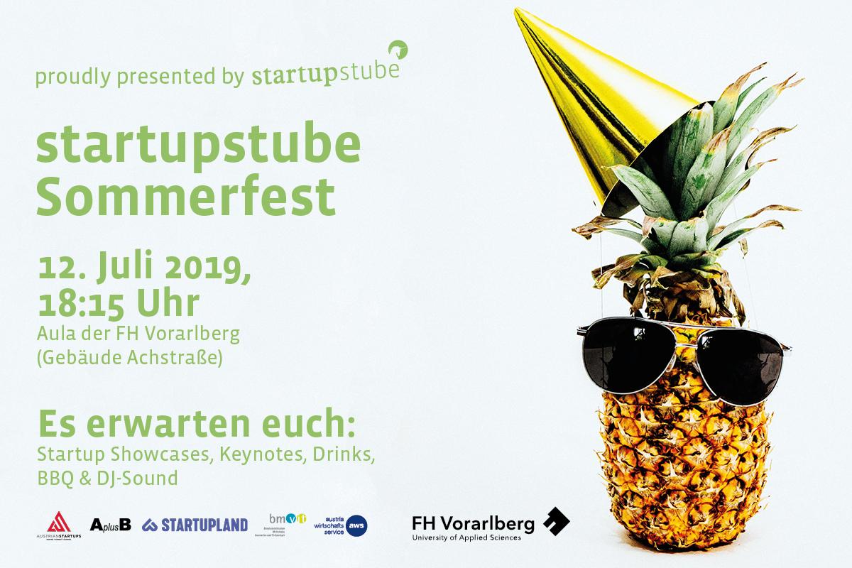 startupstube Sommerfest
