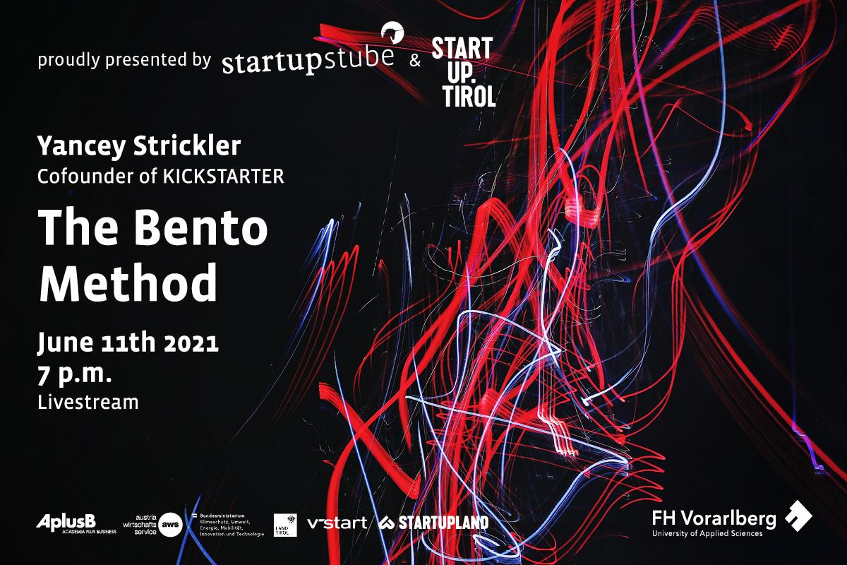 Yancey Strickler (Co-Founder of Kickstarter) - The Bento Method